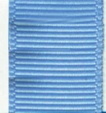 Grosgrain Ribbon (Solid) - Bluebird