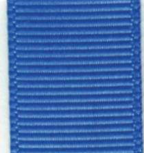 Grosgrain Ribbon (Solid) - Porcelain Blue