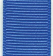 Grosgrain Ribbon (Solid) - Capri Blue