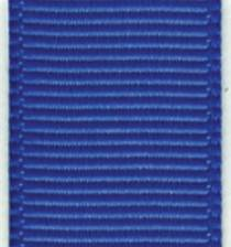 Grosgrain Ribbon (Solid) - Royal_LARGE