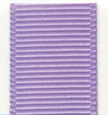 Grosgrain Ribbon (Solid) - Light Orchid