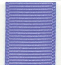 Grosgrain Ribbon (Solid) - Iris LARGE