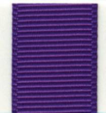 Grosgrain Ribbon (Solid) - Purple LARGE