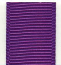 Grosgrain Ribbon (Solid) - Ultra Violet LARGE
