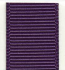Grosgrain Ribbon (Solid) - Amethyst LARGE
