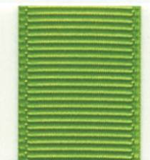 Grosgrain Ribbon (Solid) - Apple Green LARGE