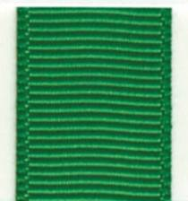 Grosgrain Ribbon (Solid) - Fern Green