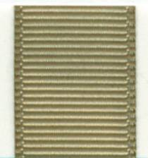 Grosgrain Ribbon (Solid) - Olive Gray