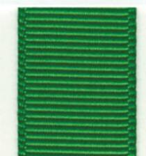 Grosgrain Ribbon (Solid) - Classical Green