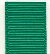 Grosgrain Ribbon (Solid) - Parrot Green