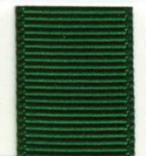 Grosgrain Ribbon (Solid) - Forest Green
