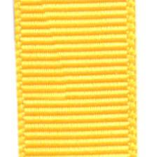 Grosgrain Ribbon (Solid) - Buttercup