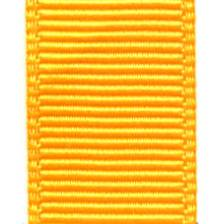 Grosgrain Ribbon (Solid) - Yellow Gold LARGE