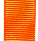 Grosgrain Ribbon (Solid) - Tangerine