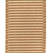 Grosgrain Ribbon (Solid) - Tan LARGE
