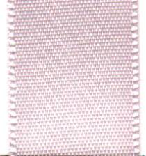 Double Face Satin Ribbon - Light Pink LARGE