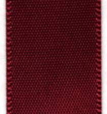 Double Face Satin Ribbon - Rosewood LARGE