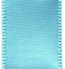 Double Face Satin Ribbon -  Light Blue LARGE
