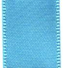 Double Face Satin Ribbon -  Blue Topaz