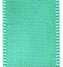 Double Face Satin Ribbon -  Aqua LARGE
