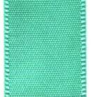 Double Face Satin Ribbon -  Aqua