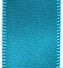 Double Face Satin Ribbon -  Misty Turquoise LARGE