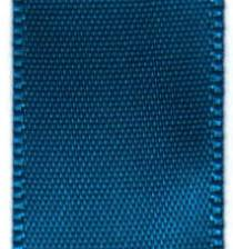 Double Face Satin Ribbon - Methyl Blue LARGE