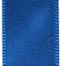 Double Face Satin Ribbon - Capri Blue LARGE