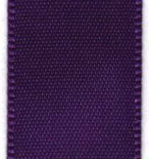 Double Face Satin Ribbon - Purple