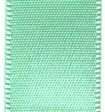 Double Face Satin Ribbon - Pastel Green LARGE
