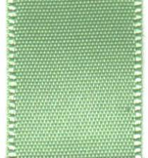 Double Face Satin Ribbon - Seafoam Green LARGE
