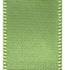 Double Face Satin Ribbon - Lime Juice LARGE