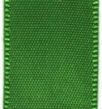 Double Face Satin Ribbon - Bud Green