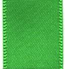Double Face Satin Ribbon - Green Flash