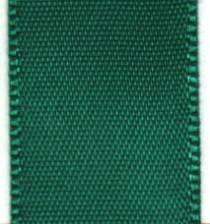 Double Face Satin Ribbon - Parrot Green LARGE