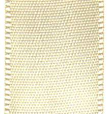 Double Face Satin Ribbon - Ivory LARGE
