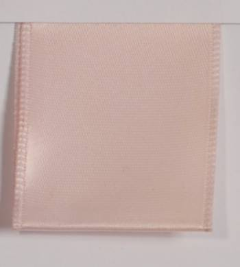Wired Single Face Satin Ribbon - Light Pink_LARGE