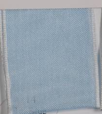 Wired Sheer Ribbon | Four Seasons - Light Blue LARGE