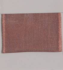 Wired Sheer Ribbon | Four Seasons - Dusty Rose LARGE