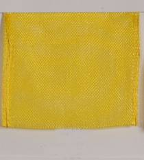 Wired Sheer Ribbon | Four Seasons - Bright Yellow LARGE