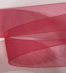 Organdy Ribbon - Red_LARGE