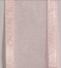 Sheer Ribbon - Delight - Peach LARGE