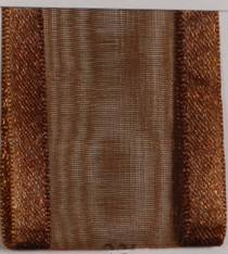 Sheer Ribbon - Delight - Brown LARGE