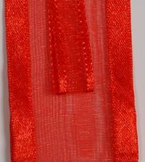 Sheer Ribbon - Delight - Red