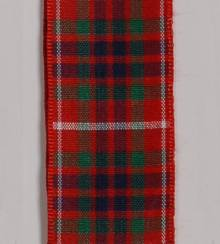 Edinburgh Plaid Ribbon - Frazer