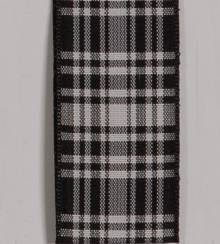 Edinburgh Plaid Ribbon - Menzies LARGE