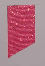 Dazzle (Glittered Grosgrain) - Hot Pink THUMBNAIL