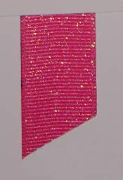 Dazzle (Glittered Grosgrain) - Shocking Pink THUMBNAIL