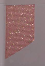 Dazzle (Glittered Grosgrain) - Light Pink THUMBNAIL