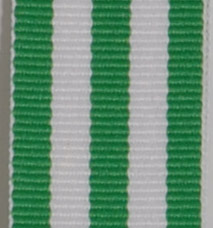 Grosgrain Striped Ribbon - Emerald_LARGE